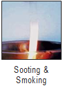 Wicks-Sooting