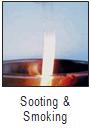Wicks-Sooting